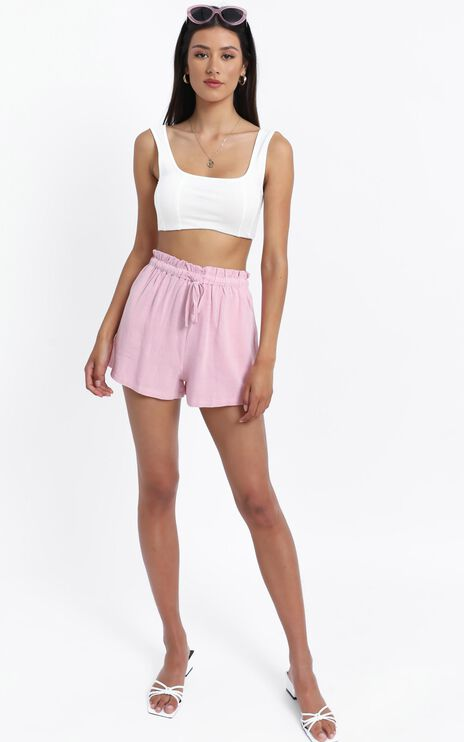 Brooklyn Shorts in Pink