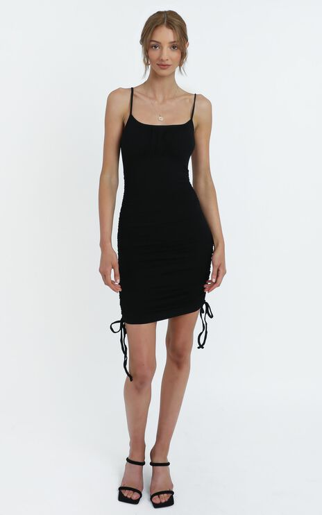 Langley Dress in Black