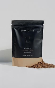 Butt Naked - Dirty Chai Body Scrub 250g