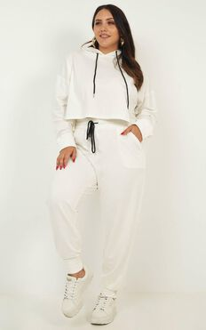 Made For This Pants In White