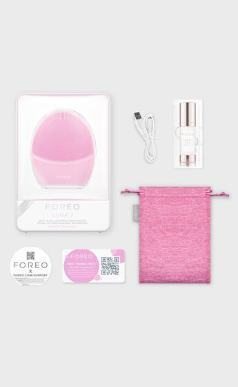 Foreo - Luna 3 for Normal Skin in Pink