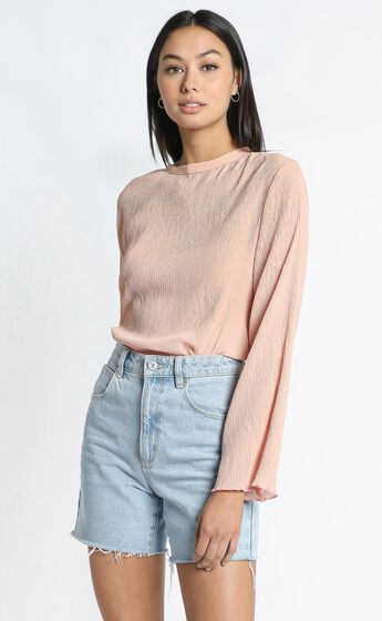 Zya The Label - Marshmallow Top in Pink