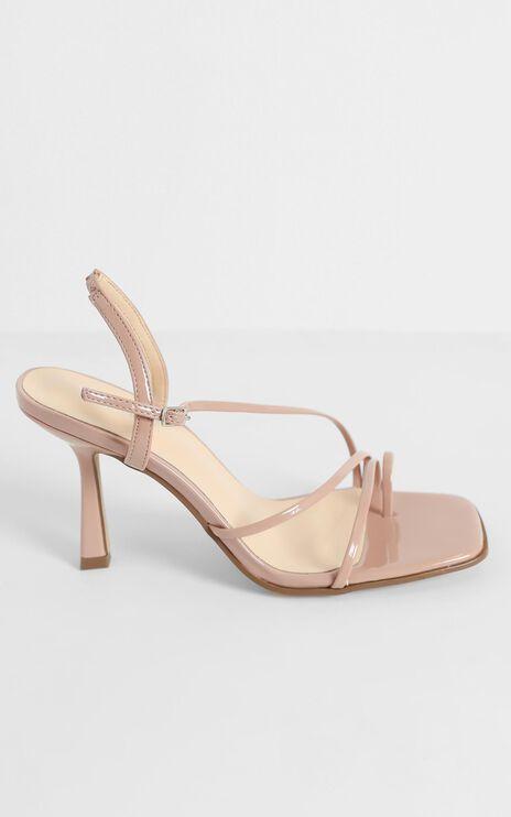 Verali - Loni Heels in Rose Patent