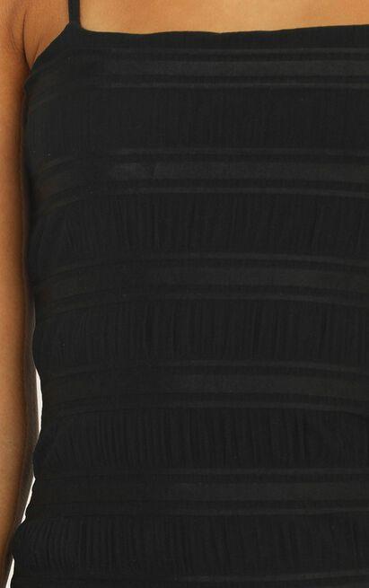 All That I Am dress in black - 14 (XL), Black, hi-res image number null