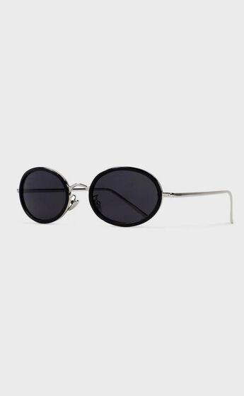 Reality Eyewear - Orbital Sunglasses in Black