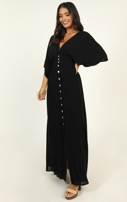 Sitting Pretty Dress in black - 20 (XXXXL), Black, hi-res image number null