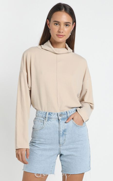 Sara Sweater in Beige