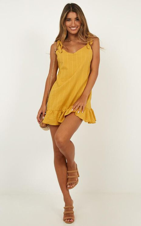 Homesick Dress In Mango