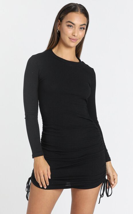 Siusan Dress in Black