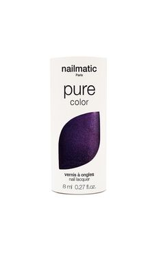 Nailmatic - Pure Color Prince Nail Polish In Purple Shimmer
