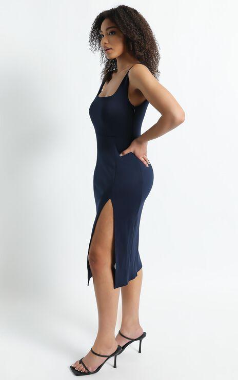 Mini Love Dress in Navy