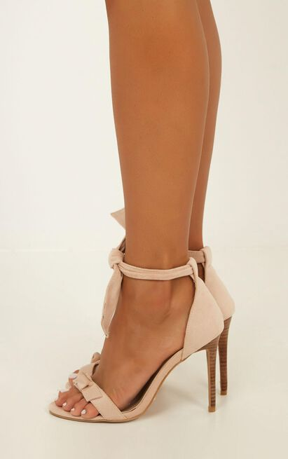 Billini - Laconia heels in blush micro - 10, Blush, hi-res image number null
