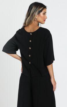 Ravenna Top in Black