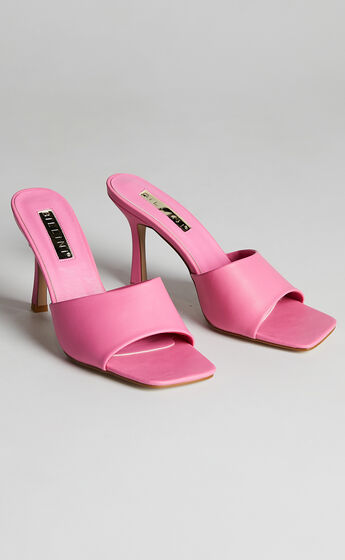 Billini - Stormi Heels in Pink