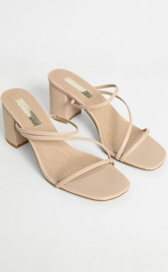 Billini - Yazmin Heels in Nude