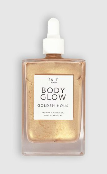 Salt By Hendrix - Body Glow Golden Hour in Gold