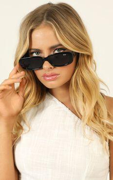 Roc - Creeper Sunglasses In Black