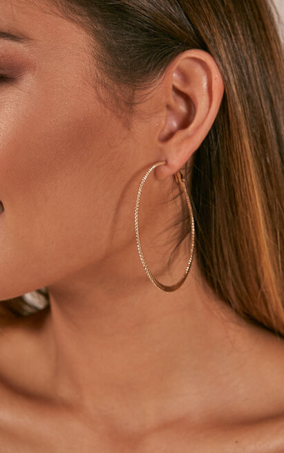 Hard To Find earrings in gold, , hi-res image number null