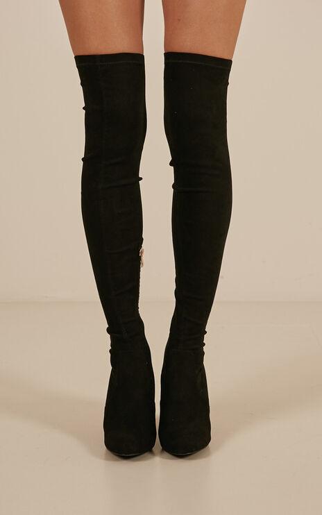 Billini - Piper Boots In Black Micro
