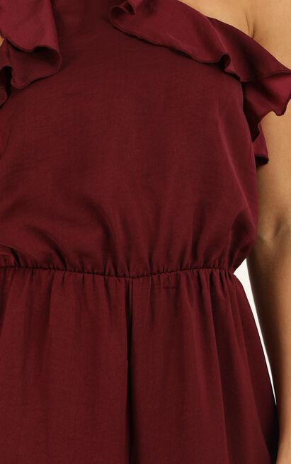 Autumn love jumpsuit in wine - 20 (XXXXL), Wine, hi-res image number null