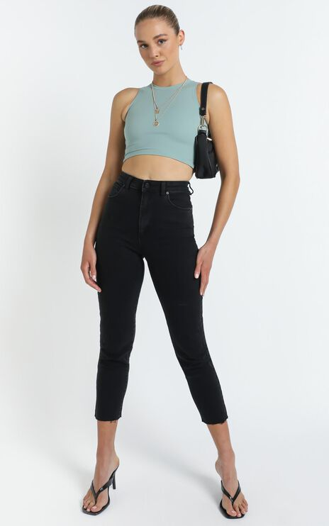 Conway Top in Sage