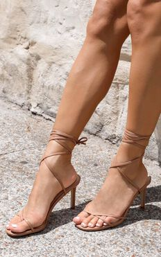 Billini - June Heels In Almond