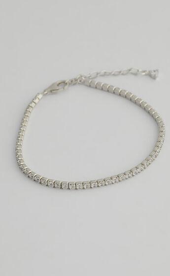 SAINT VALENTINE - PARIS BRACELET in Silver