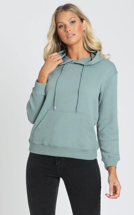 AS Colour - Premium Hood in Sage