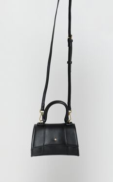 Peta and Jain - Brandy Mini Bag In Black