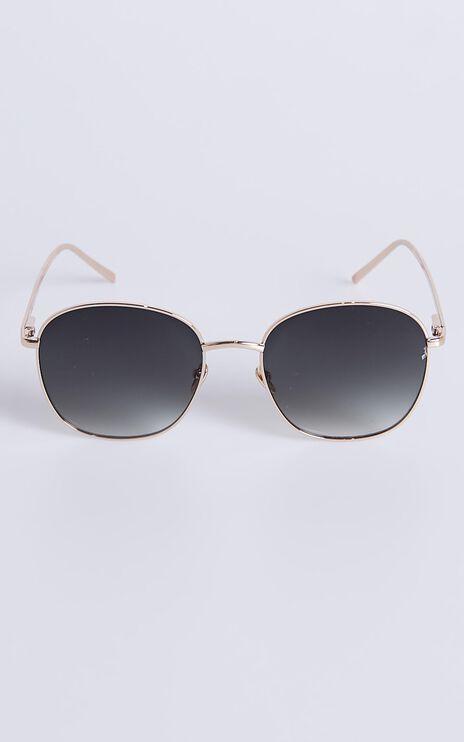 Reality Eyewear - Double Fantasy Sunglasses II in Gold