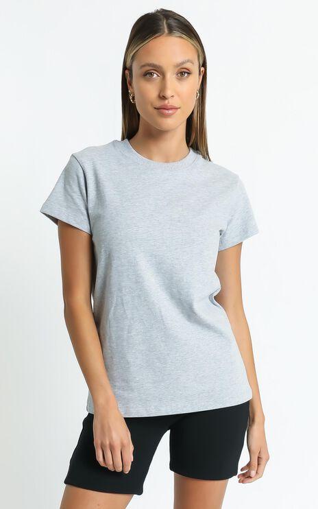 Timaru T Shirt in Grey