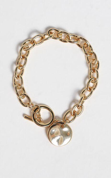 Billini - Charmed Gold Plated Bracelet