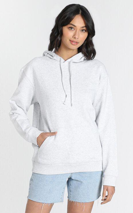 AS Colour - Premium Hood in White Marle
