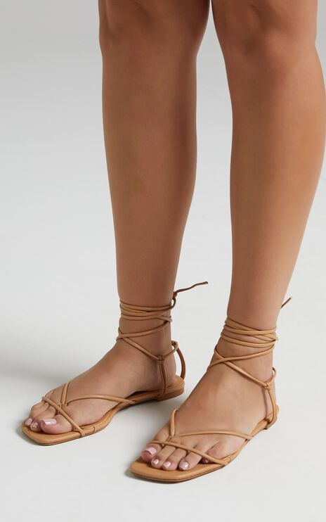 Billini - Amina Sandals in Desert