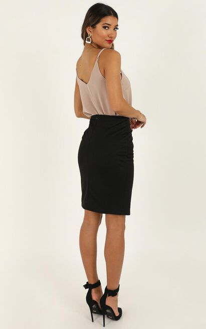 Team Goals Skirt in black - 20 (XXXXL), Black, hi-res image number null