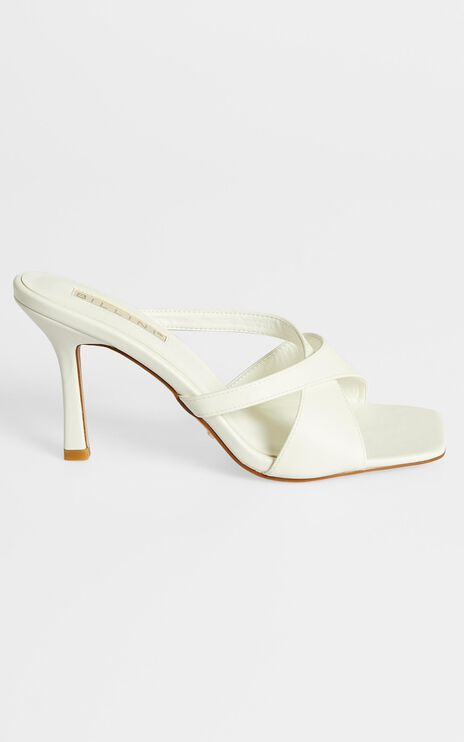 Billini - Salem Heels in White