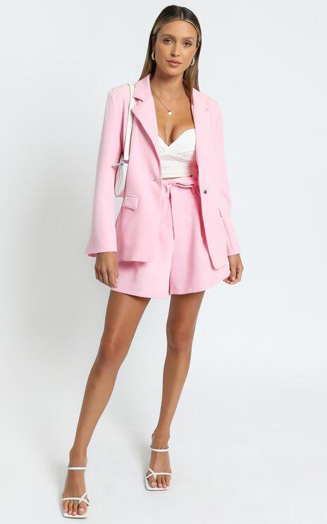 Amazona Blazer in Pink