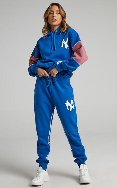 M&N - Madi Cozy Tracks Yankees in Balenine Blue