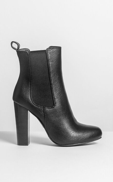 Billini - Lillia Boots In Black