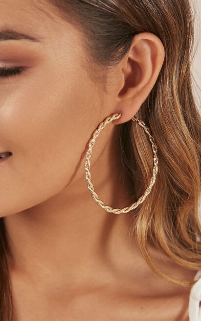 How You Love earrings in gold, , hi-res image number null
