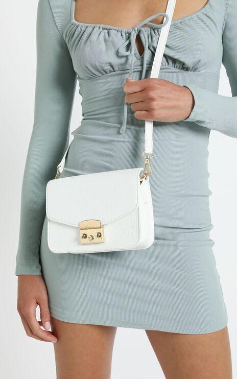 Peta and Jain - Annalise Bag in White
