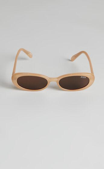 Soda Shades - GG Sunglasses in Blush