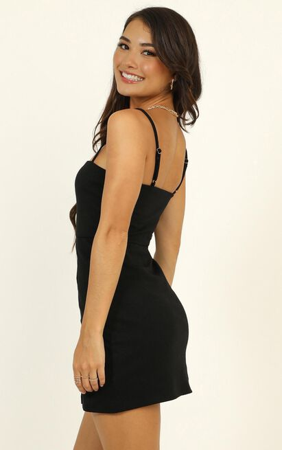 Island Babe Dress in black  - 20 (XXXXL), Black, hi-res image number null