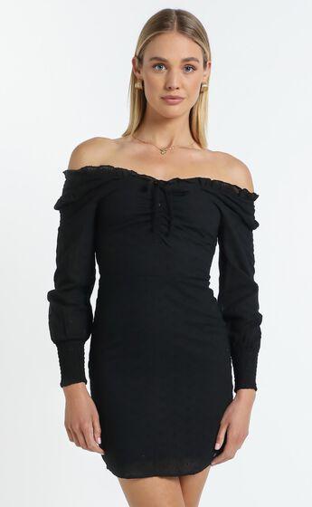 Hammond Dress in Black