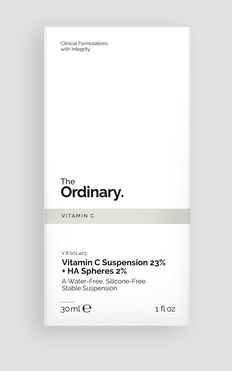 The Ordinary - Vitamin C Suspension 23% + HA Spheres 2% - 30ml