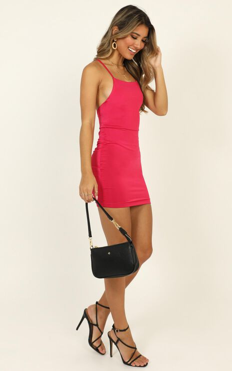Its Alright Dress In Pink