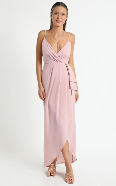 Gave Me You Dress In Blush
