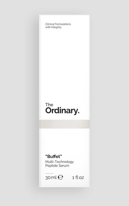 "The Ordinary - ""Buffet"" - 30ml , Black, hi-res image number null"