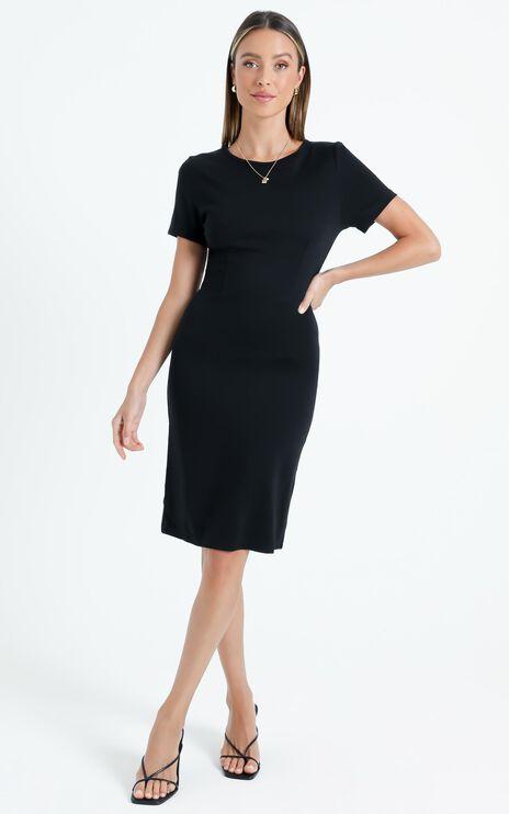 Marlie Dress in Black