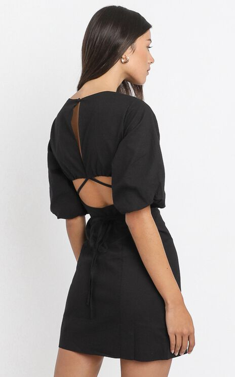 Daydreaming Dress in Black
